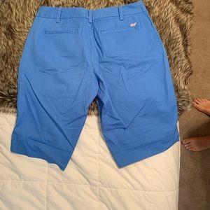 Vineyard Vines Shorts - blue Vineyard vines shorts - Women's 6